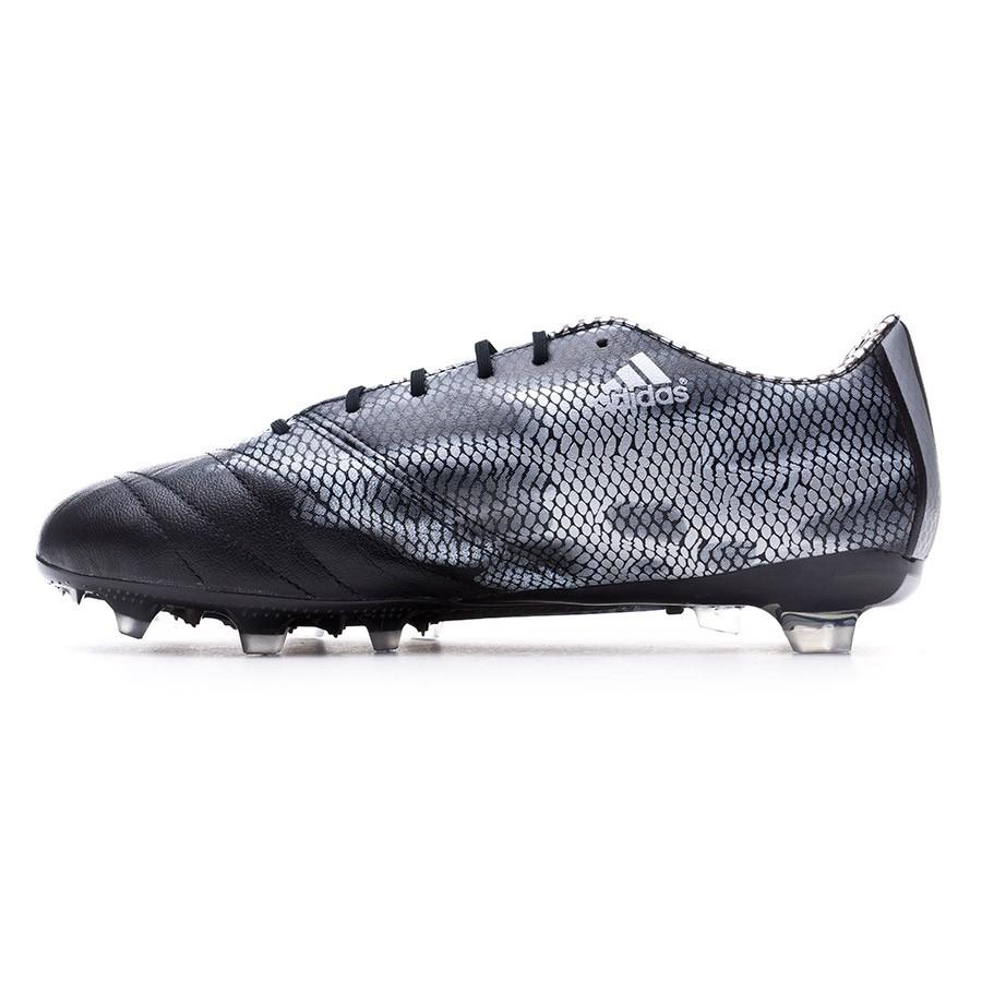 buy online 80aba abc18 Scarpe adidas F30 TRX FG Pelle Black - Negozio di calcio Fút