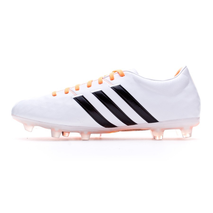 new products 6c4d2 eaa39 ... wholesale bota de fútbol adidas adipure 11pro trx fg white core black  flash orange soloporteros es