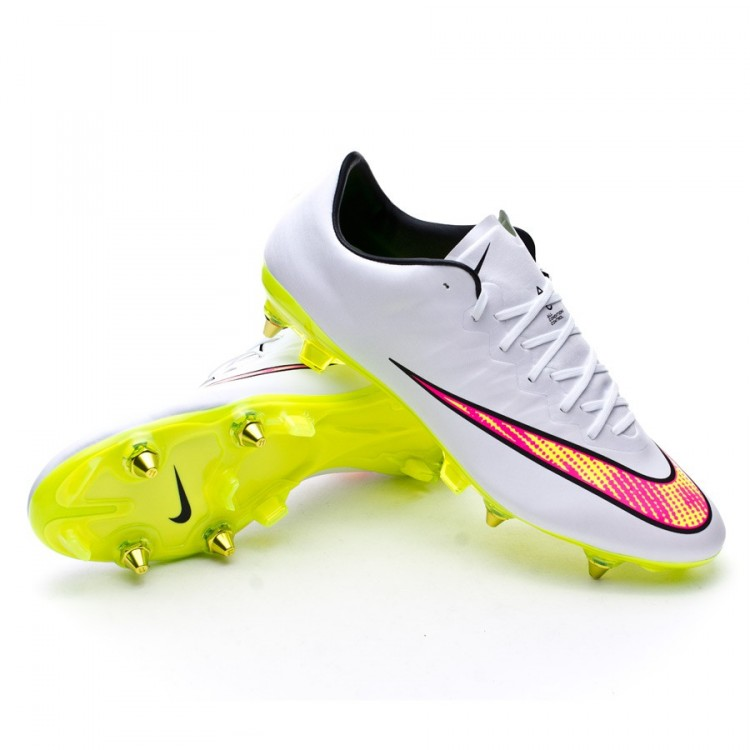 lowest price 2026e e4aea ... cheapest bota nike mercurial vapor x sg pro white 17685 507e2 ...