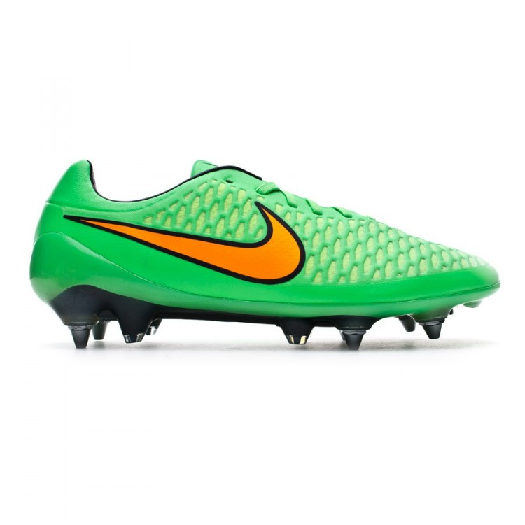 d4a203c9eb7 Football Boots Nike Magista Opus SG-Pro ACC Poison green-Total ...