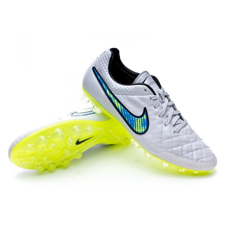 sale retailer 3f27b 19f6c bota-nike-tiempo-legend-v-ag-r-white-