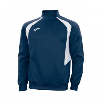 Sweatshirt Joma Champion III Azul Marinho-Branco