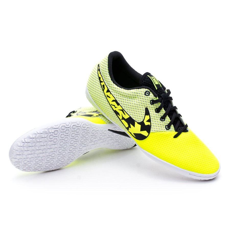 ac4932e03 Futsal Boot Nike Elastico Pro III IC Volt-Black-White - Football ...