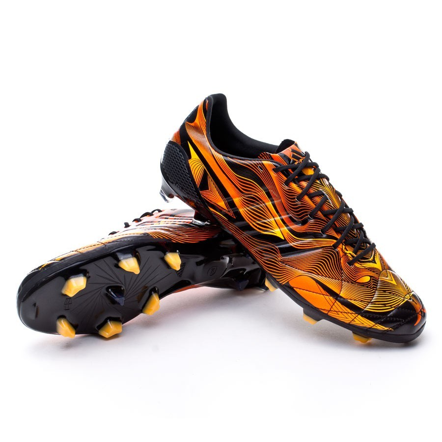 sports shoes 204ed a55ae ... Bota 11Pro Crazylight FG Black-Orange. Vídeo