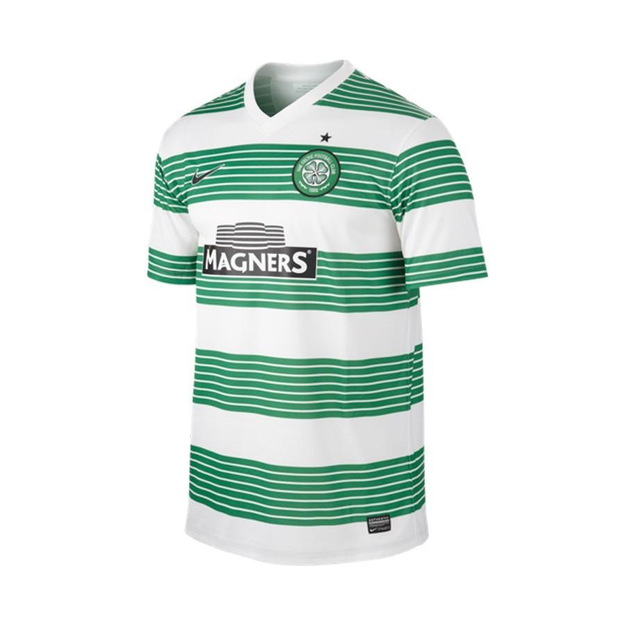 2014 Equipación Camiseta Fc Nike Stadium Celtic Blanca Primera 2015 wqAS4qR