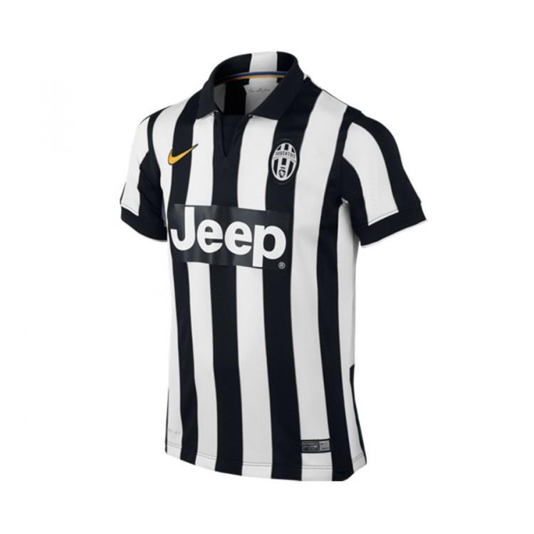 Jersey Nike Juventus FC Stadium 2014-2015 White-Black - Football ... 62764f8cbfbdd