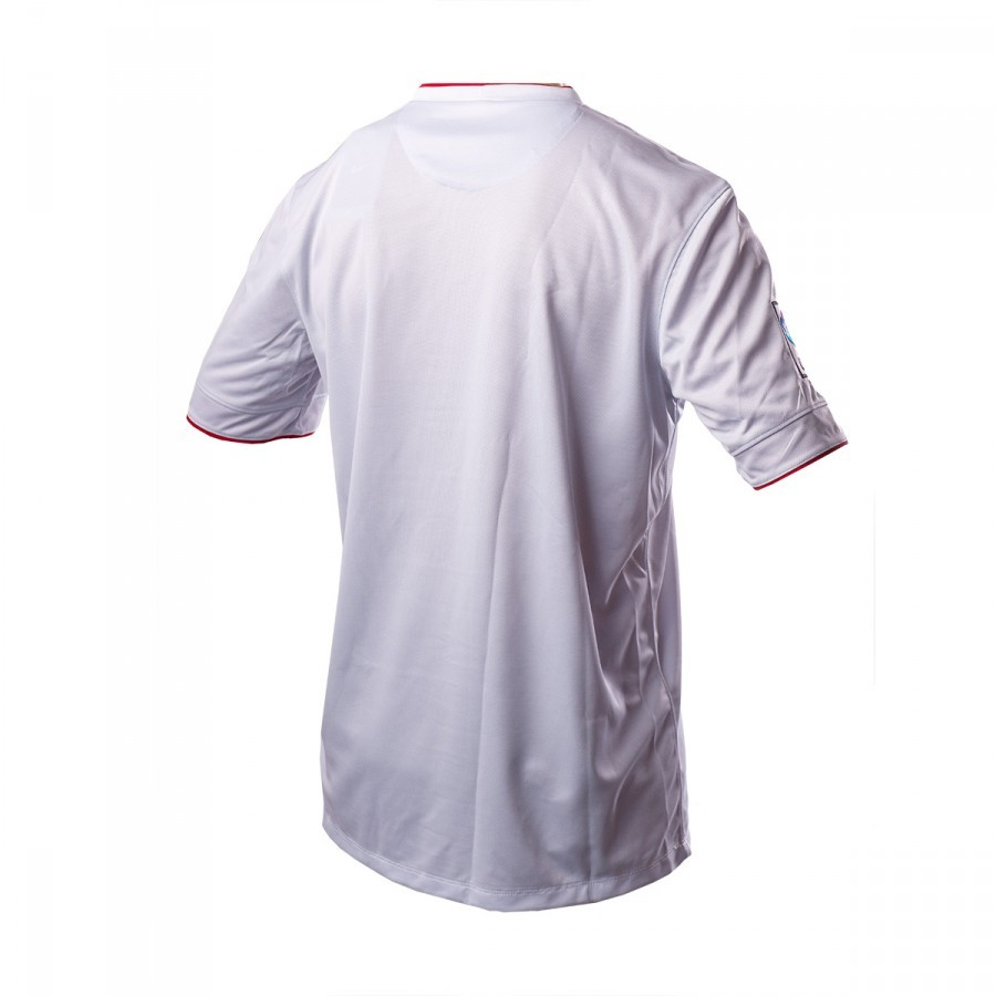 ... Camiseta Atlético de Madrid Segunda Equipación Stadium 2014-2015 Gris.  Categorías de la Camiseta ea88e8c71a76d