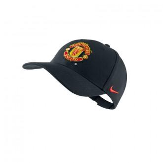 Casquette  Nike Manchester United Core Noir