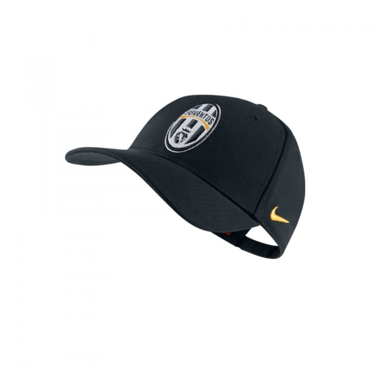 4276a779dd Cap Nike Juventus Core Black - Football store Fútbol Emotion