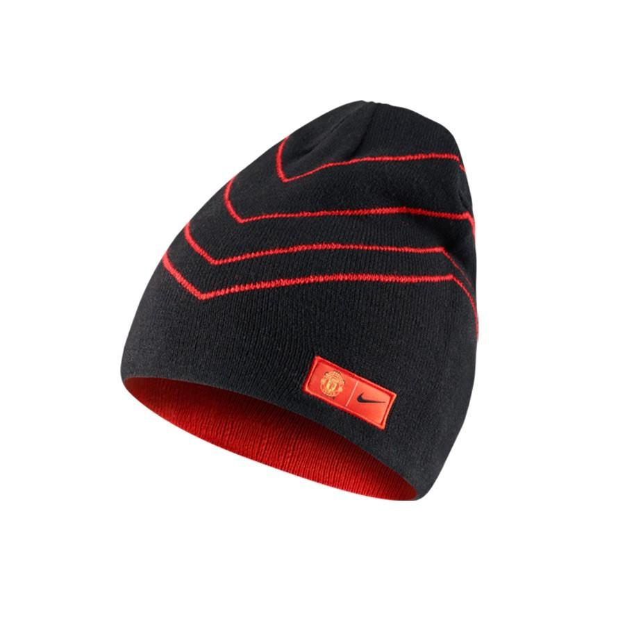 White Nike Black Challenge Manchester United Boutique Bonnet Red n1BqwpvBO