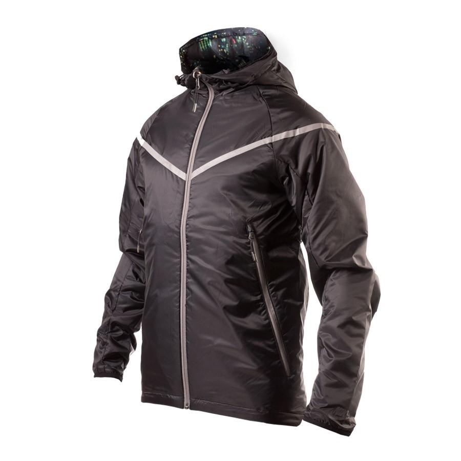 chaqueta nike reversible