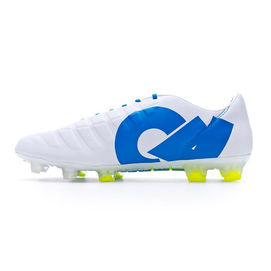 sports shoes bf4b1 33fe1 Football Boots Puma evoPOWER Tricks Special Edition C4 Fábregas Royal-White  - Football store Fútbol Emotion