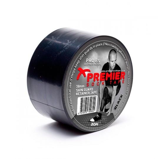 Cinta  Premier Sock Tape Premier Sock Tape 20 mts Negro