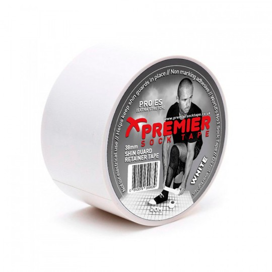 Cinta  Premier Sock Tape Premier Sock Tape 20 mts Blanco