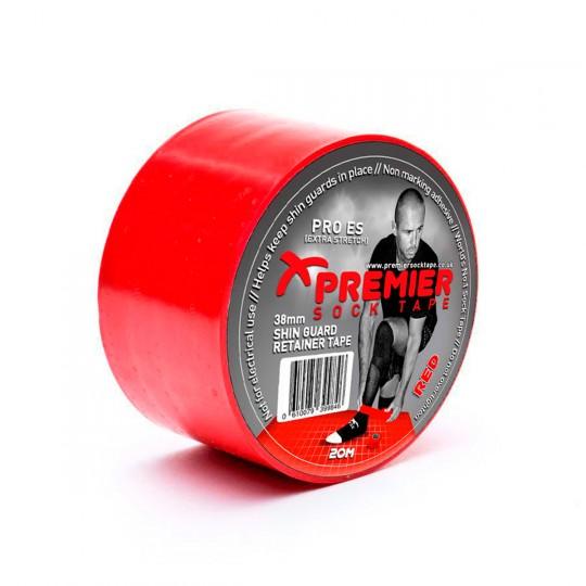 Cinta  Premier Sock Tape Premier Sock Tape 20 mts Rojo