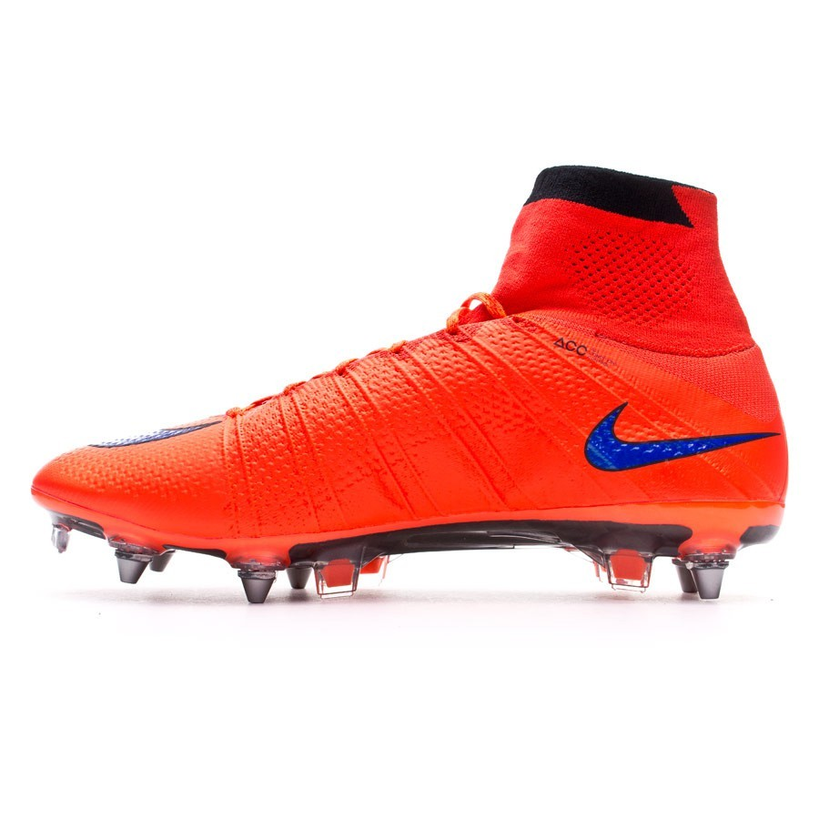 low priced 2356c 32495 Football Boots Nike Mercurial Superfly SG-Pro ACC Bright crimson-Persian  violet-Black - Football store Fútbol Emotion