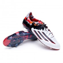 Messi 10.1 TRX FG White-Granite-Scarlet