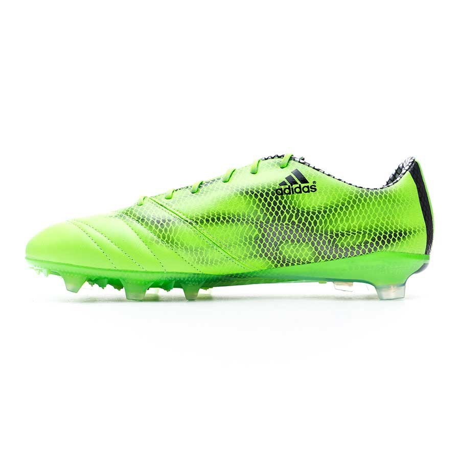8c705949b Football Boots adidas adizero F50 TRX FG Leather Solar green-White-Black -  Tienda de fútbol Fútbol Emotion