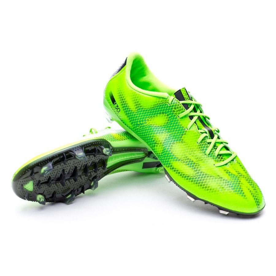 9fd17d341 ... reduced boot adidas f30 trx fg solar green white black football store  fútbol emotion 3b2d4 10712