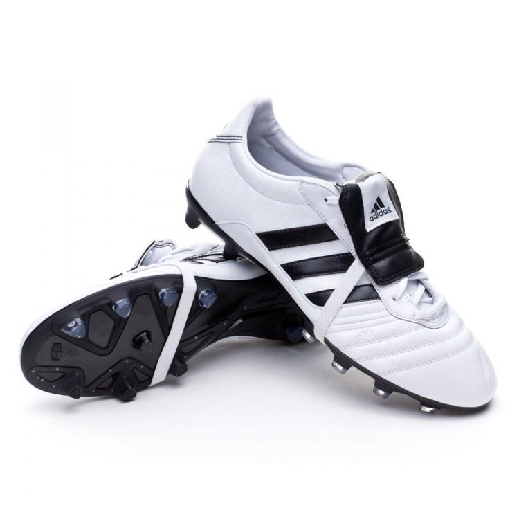Bota de fútbol adidas Gloro FG White-Black-Black - Soloporteros es ... 78b956e8a1d4