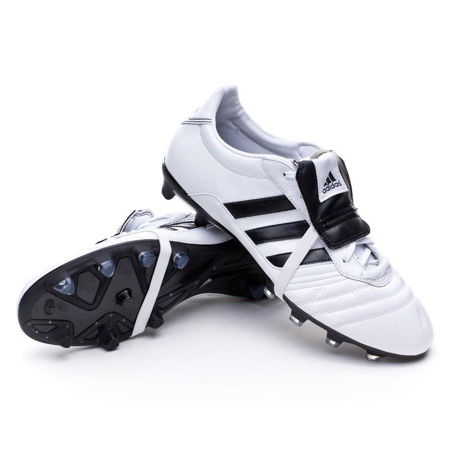 0470c0c4cb Boot adidas Gloro FG White-Black-Black - Football store Fútbol Emotion