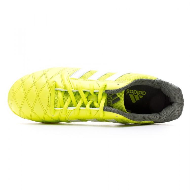 Zapatilla-de-futbol-sala-adidas-Supersala-Semi-solar-yellow-White-Base-green