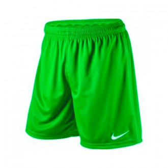 Shorts  Nike Park Knit Green-White