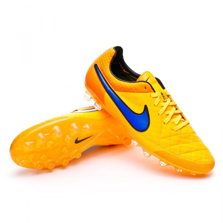 huge selection of 92ccd 53535 Football Boots Nike Tiempo Legend V AG-R ACC Laser orange-Persian ...