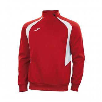 Sweatshirt Joma Champion III Vermelho-Branco