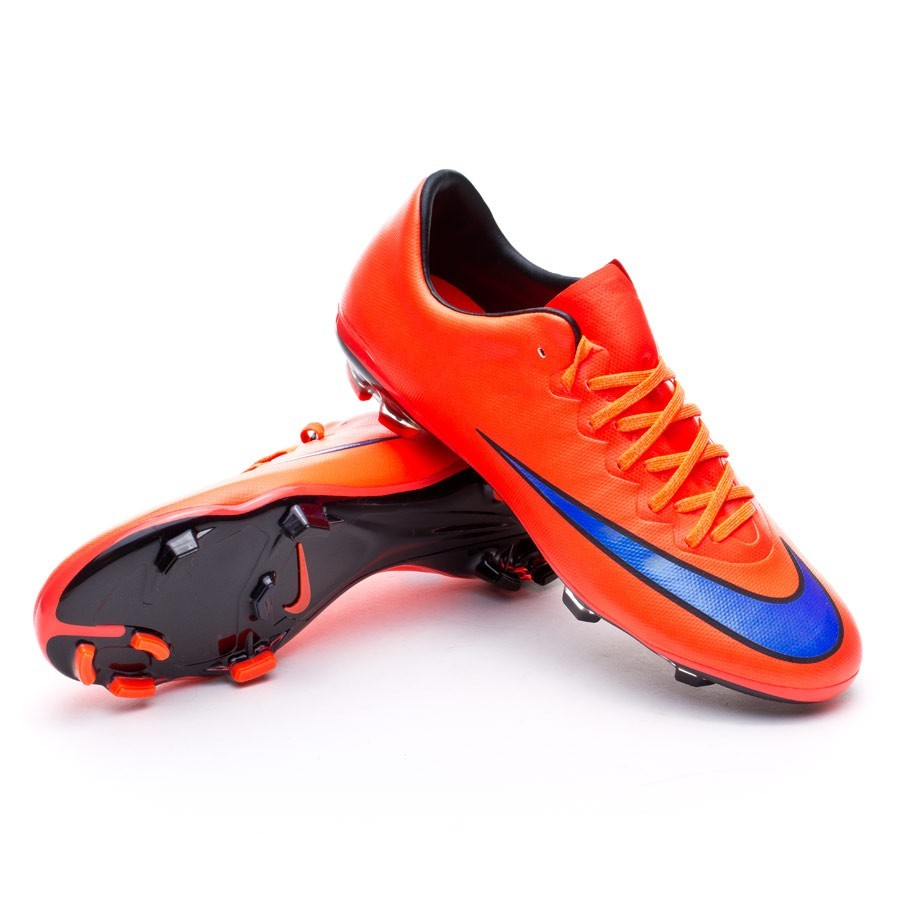 8bf14e1d9ca Boot Nike Jr Mercurial Vapor X FG Bright crimson-Persian violet-Black -  Football store Fútbol Emotion