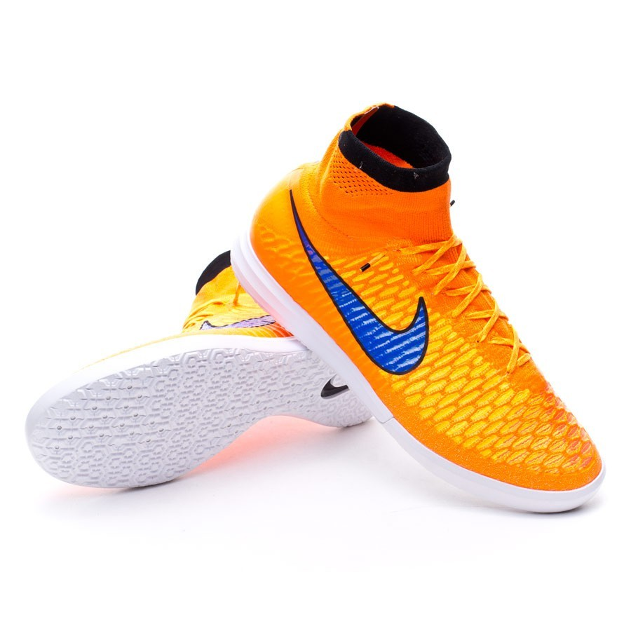 7e22dc39933ef Zapatilla Nike MagistaX Proximo IC Total orange-Dark grey-Laser orange -  Tienda de fútbol Fútbol Emotion