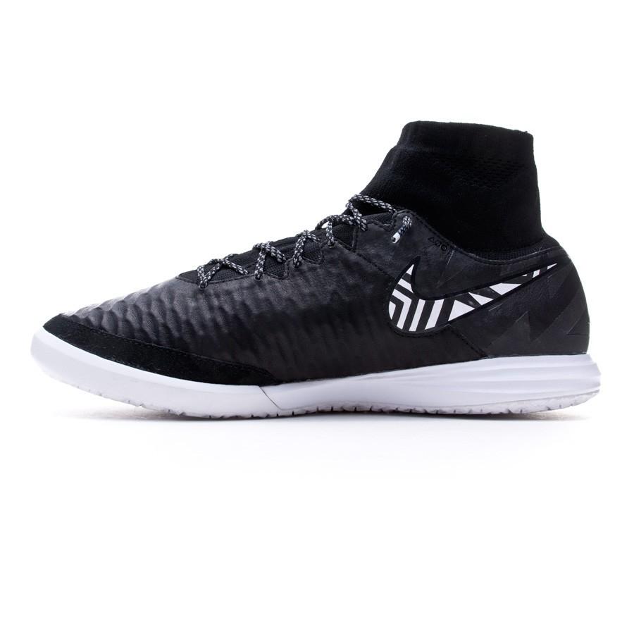 e33c83037ac ... authentic zapatilla nike magistax proximo street ic black white hot  lava soloporteros es ahora fútbol emotion