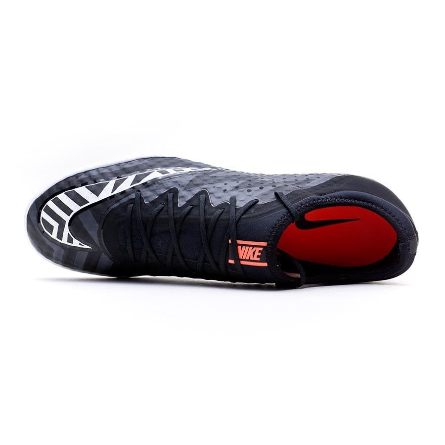 09cfd0708 Futsal Boot Nike MercurialX Finale Street IC Black-White-Hot lava - Tienda  de fútbol Fútbol Emotion