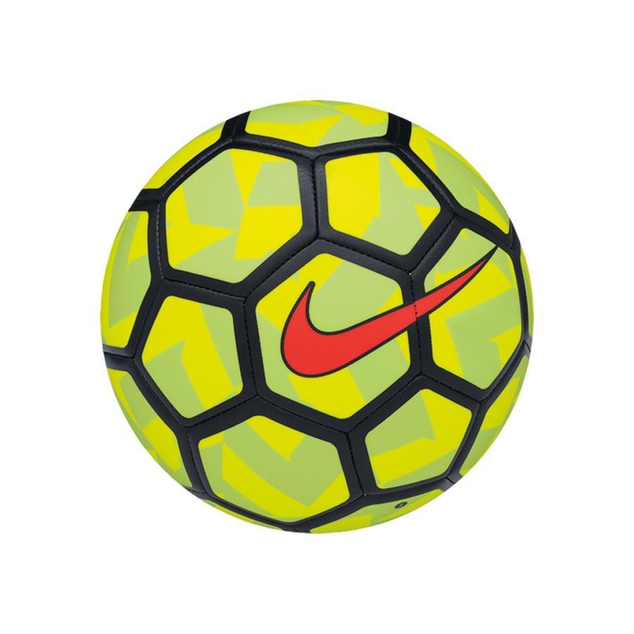 Bola de Futebol Nike Strike Team Beach Volt-Black - Loja de futebol ... 8454c7b46e1f0
