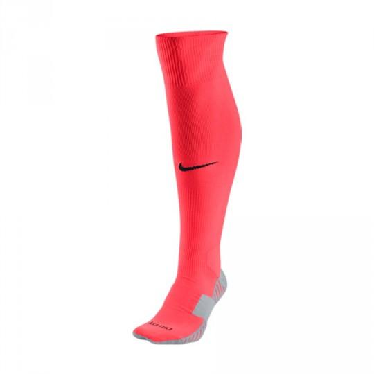 Medias  Nike Max Fit Over-the-Calf Bright crimson-Black