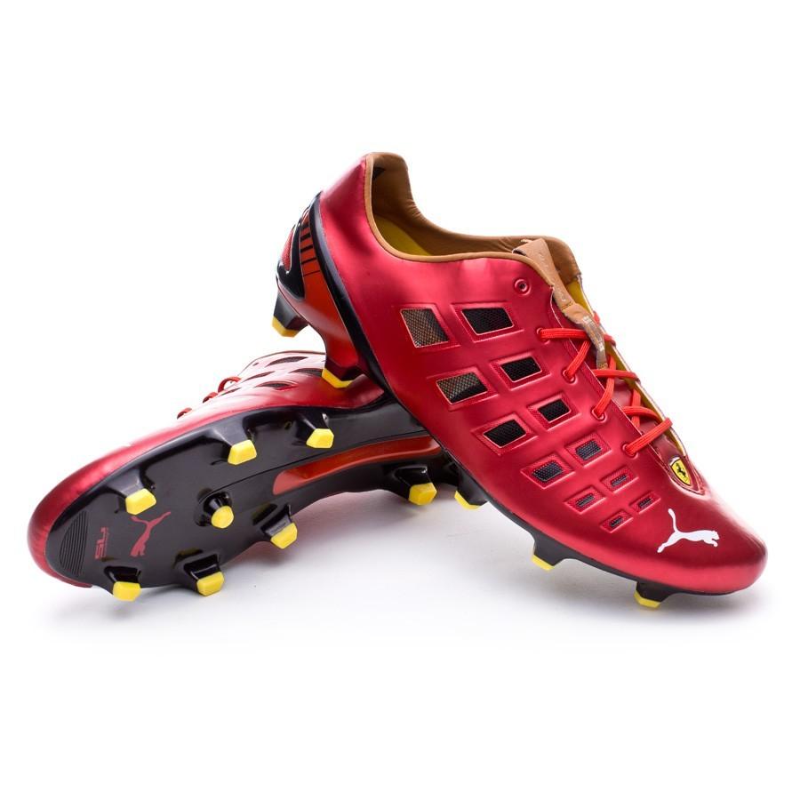 f4cb476cf Football Boots Puma Evospeed 1.3 F947 FG Limited Edition Rosso corsa ...