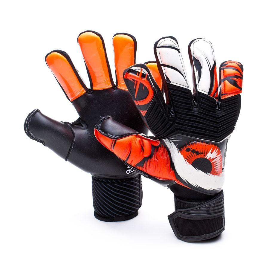 Glove adidas Predator Zones Pro Beast Manuel Neuer Black-Solar red-White -  Football store Fútbol Emotion cbec825077