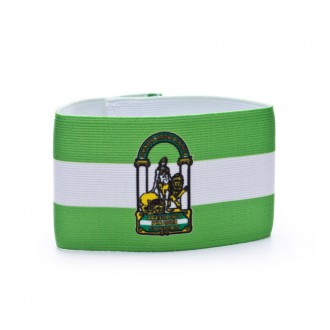Captain's Armband Mercury Andalucia Green-White