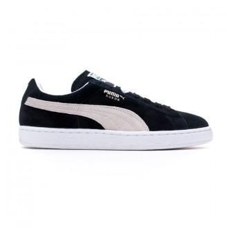 Scarpe  Puma Scamosciata Classic + Black-White