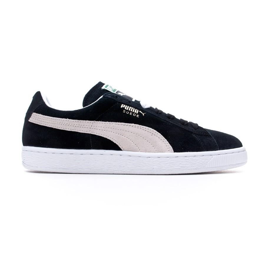 Trainers Puma Suede Classic + Black
