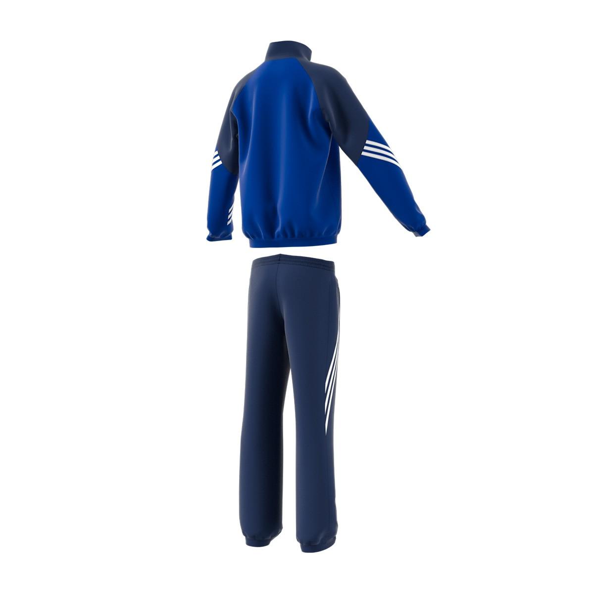 Desgastado Temeridad harto  Chándal adidas Sereno 14 Azul Royal-Azul Marino - Tienda de fútbol Fútbol  Emotion