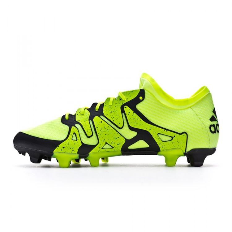 pretty nice 39995 66099 bota-adidas-chaos-x-15.1-fgag-solar-yellow-
