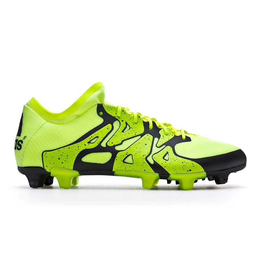 adidas X 15.1 FgAg, Chaussures de Football Compétition