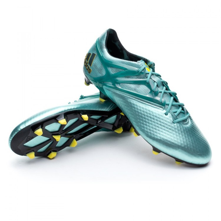 9d43e24cfc047 Zapatos de fútbol adidas Messi 15.1 FG AG Matt ice metallic-Bright ...