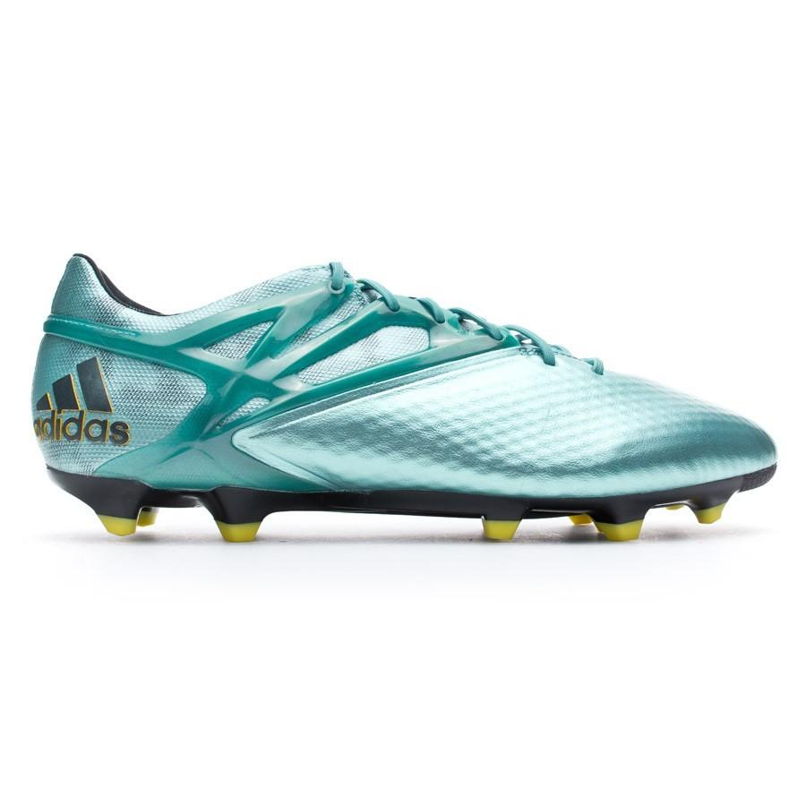 ... Bota Messi 15.1 FG AG Matt ice metallic-Bright yellow-Core black.  CATEGORY. Football boots · adidas football boots 524c22101d23c