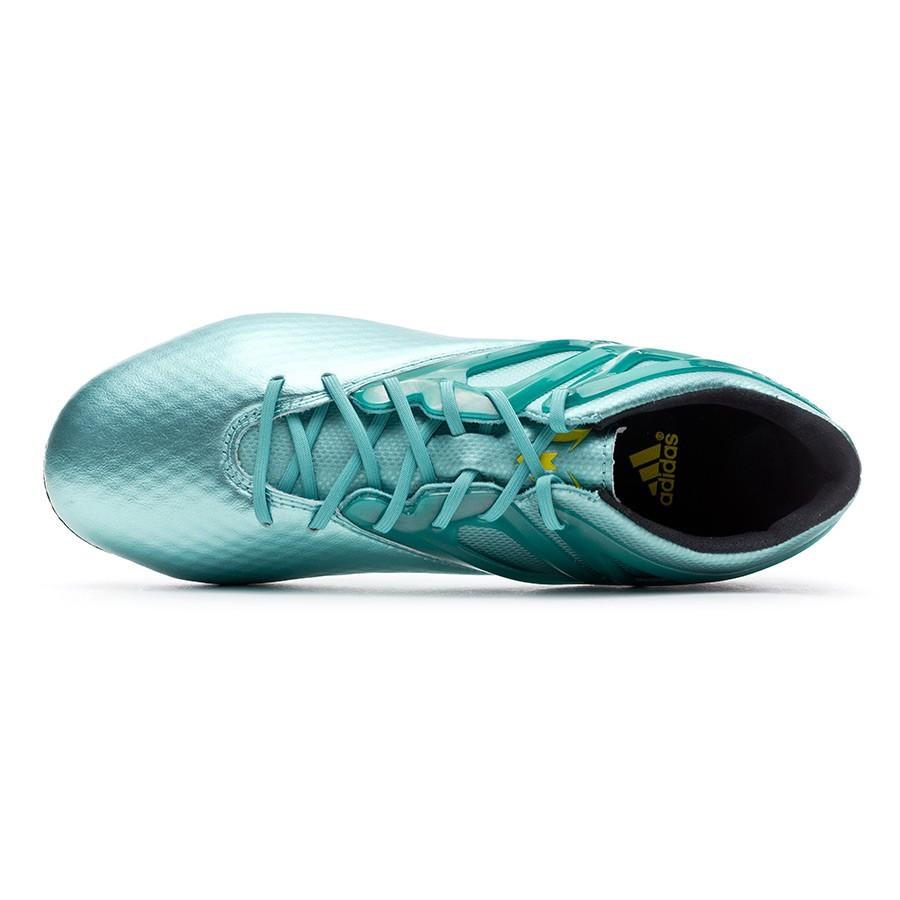 ... Bota Messi 15.1 FG AG Niño Matt ice metallic-Bright yellow-Core black.  CATEGORY. Football boots · adidas football boots 7b9c96ca3c666