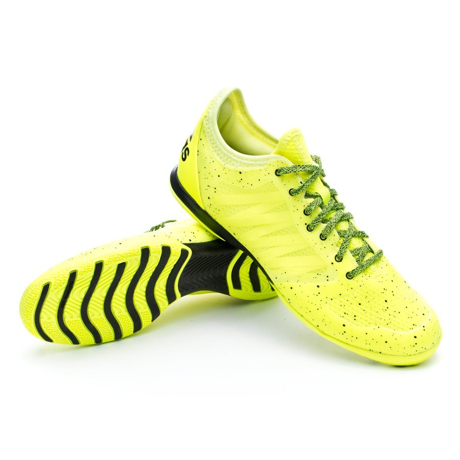 031e37e2d Futsal Boot adidas X 15.1 CT Solar yellow-Core black-Frozen yellow -  Football store Fútbol Emotion