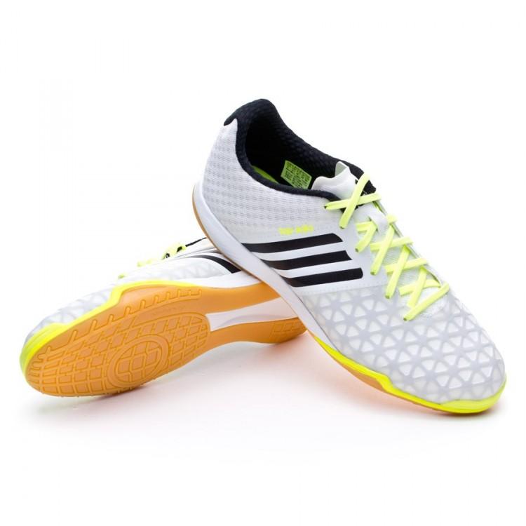 bf2b62aac835a Tenis adidas Ace 15.1 Topsala White-Core black-Solar yellow - Tienda ...