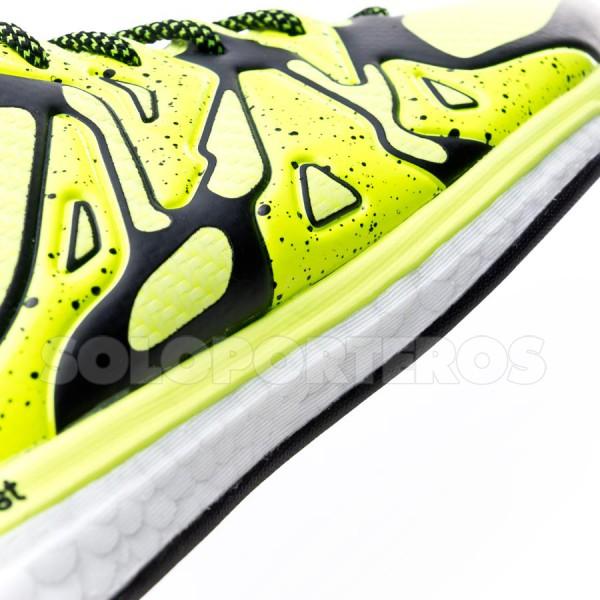 be6978bbf3f54 Zapatilla adidas X 15.1 Boost Solar yellow-Core black-Frozen yellow -  Tienda de fútbol Fútbol Emotion