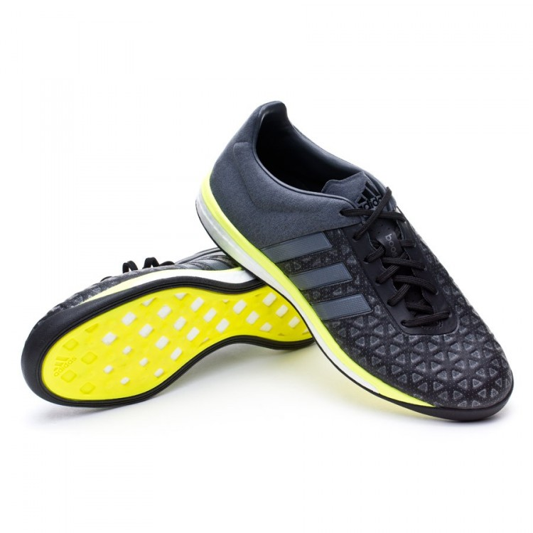 Scarpe Adidas 1 Night Boost 15 Yellow Solar Metallic Core Black Ace pSwp7